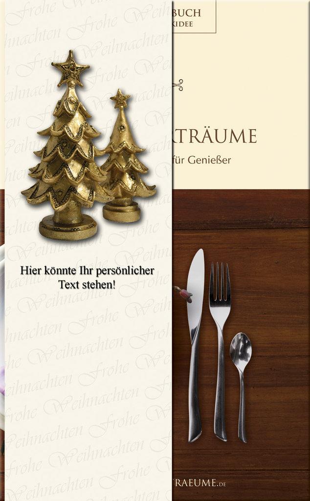 banderole weihnachtsbaum gold schlemmertr ume. Black Bedroom Furniture Sets. Home Design Ideas